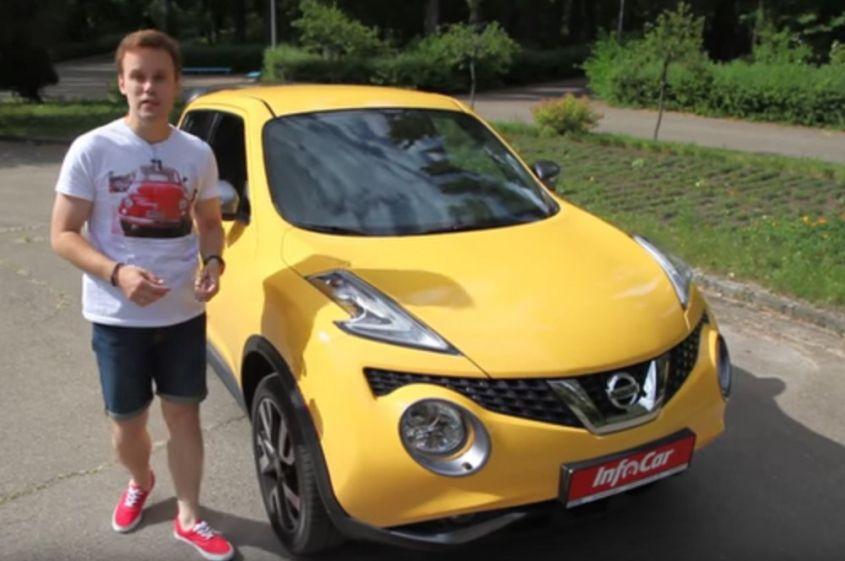 2015 Nissan Juke 1.6i // InfoCar