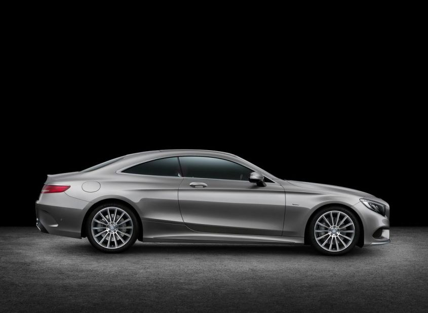 S-Class Coupe 2015