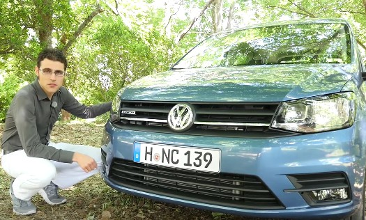 2015 Volkswagen Caddy (en)