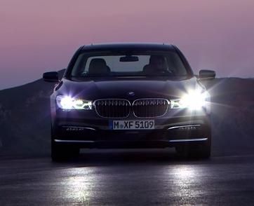 2015 BMW 7-Series 750i // Александр Михельсон