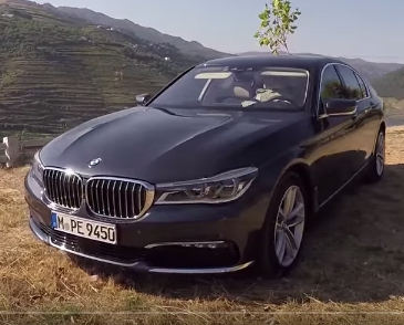 2015 BMW 7-Series 730d // Большой тест-драйв