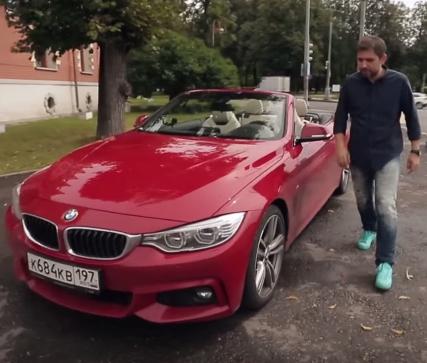 2015 BMW 4-series Cabrio 435i // Большой тест-драйв