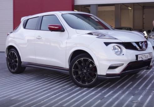 2015 Nissan Juke Nismo RS 1.6i // Игорь Бурцев
