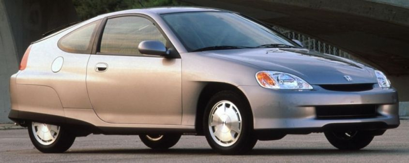 Honda Insight (ZE1) '1999