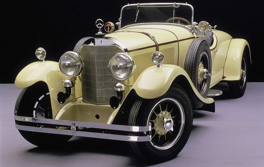 Mercedes-Benz 630 Sport Car '1926