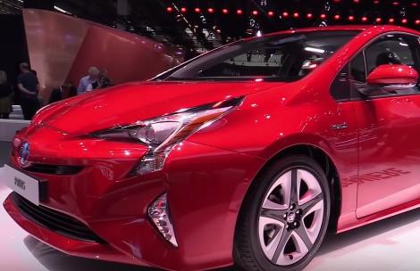2015 Toyota Prius 1.8 Hybrid
