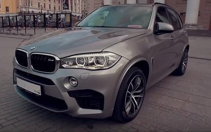 2015 BMW X5M // Давидыч