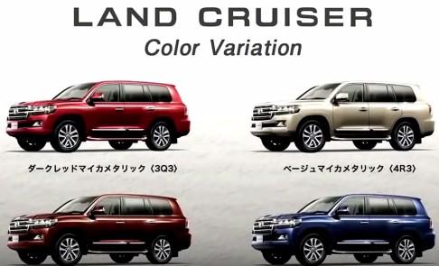 2016 Toyota Land Cruiser обзор