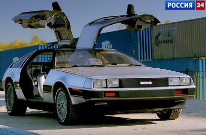 1981 DeLorean DMC-12 // АвтоВести