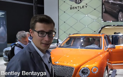 2015 Bentley Bentayga // АвтоВести
