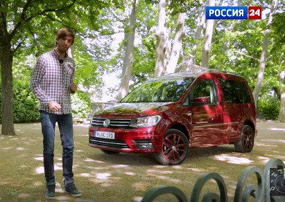 2015 Volkswagen Caddy 1.4 // АвтоВести