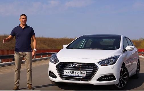 2015 Hyundai i40 2.0 // Игорь Бурцев