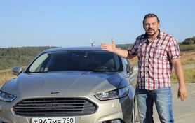 2015 Ford Mondeo 2.0 // Моторы