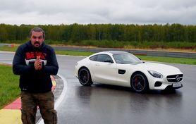 2015 Mercedes AMG GT S 4.0 // Моторы