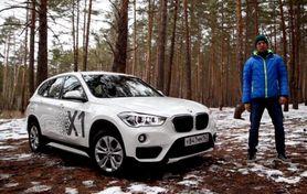 2015 BMW X1 2.0 // Игорь Бурцев