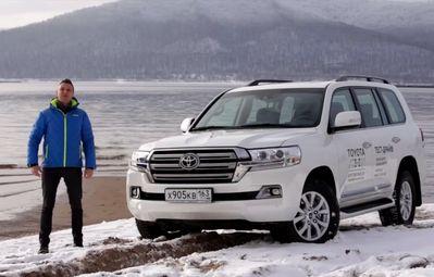 2016 Toyota Land Cruiser 200 // Игорь Бурцев