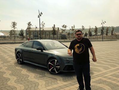 2016 Audi A7 RS // Давидыч