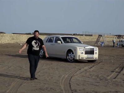 2016 Rolls Royce Phantom // Давидыч