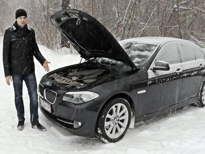 2011 BMW 5 (528i) F10 3.0 // с пробегом