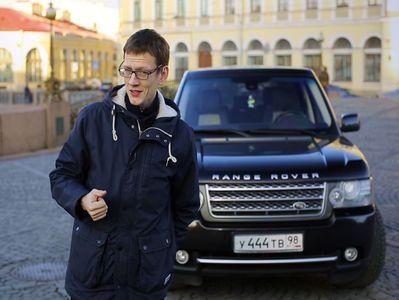 2012 Range Rover // AcademeG