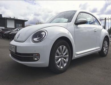 2016 Volkswagen Beetle // MegaRetr