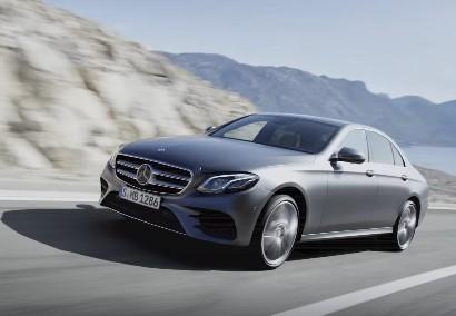 2016 Mercedes-Benz E-Class — promo