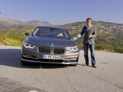 2016 BMW 750 XDrive // АвтоВести