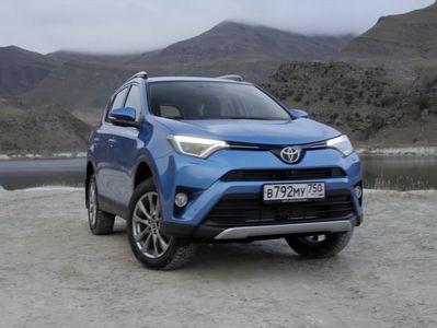 2016 Toyota Rav4 // ATDrive