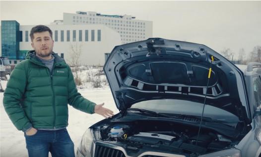 2016 Skoda Yeti 1.8 4WD // Anton Avtoman