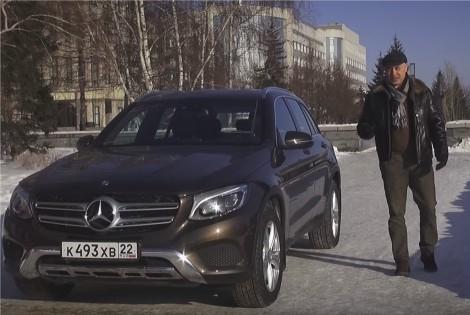 2016 Mercedes GLC 250 // Александр Михельсон