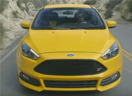 Ford Focus ST // Smotorom