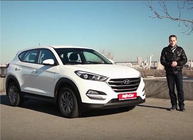 2016 Hyundai Tucson 2.0i Express // InfoCar