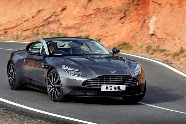 Aston Martin DB11 2016