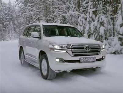 2016 Toyota Land Cruiser 200 // АвтоВести