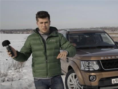 2016 Land Rover Discovery // Anton Avtoman