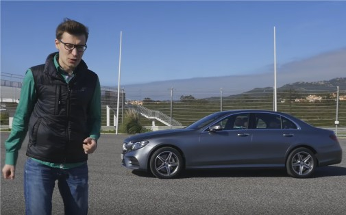 2016 Mercedes-Benz E-Class (W213) // АвтоВести