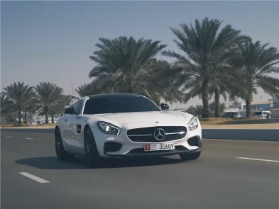2016 Mercedes-AMG GT S // DragtimesInfo
