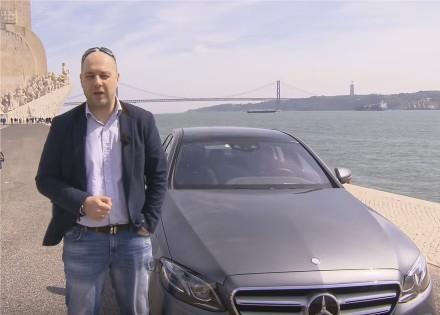 Mercedes E-Class (W213) // Две Лошадиные Силы