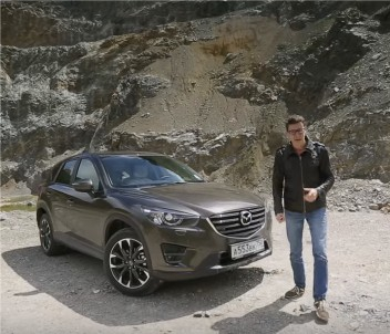 2016 Mazda CX-5 // АвтоВести