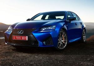 Lexus GS F | GS