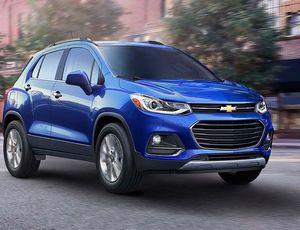 Chevrolet Tracker 2016 *