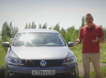 2016 Volkswagen Jetta 1,6L 110 л.с. // Александр Михельсон