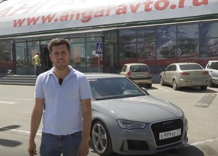 2016 Audi RS3 // Anton Avtoman