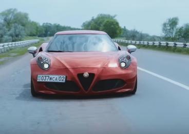 2016 Alfa Romeo 4C // DragtimesInfo