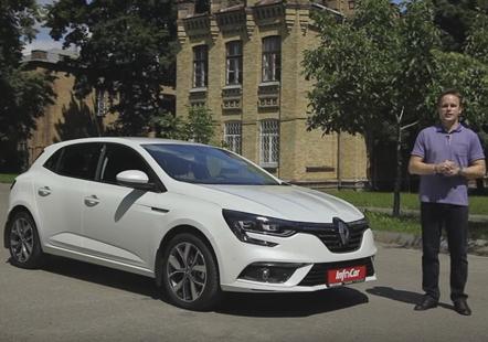 2016 Renault Megane // InfoCar