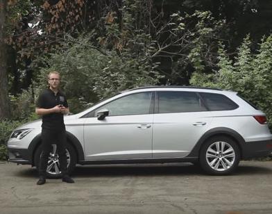 2016 SEAT Leon X-Perience // InfoCar