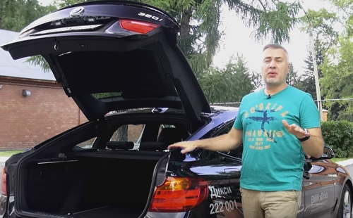 BMW 3-серия Gran Turismo // Александр Михельсон