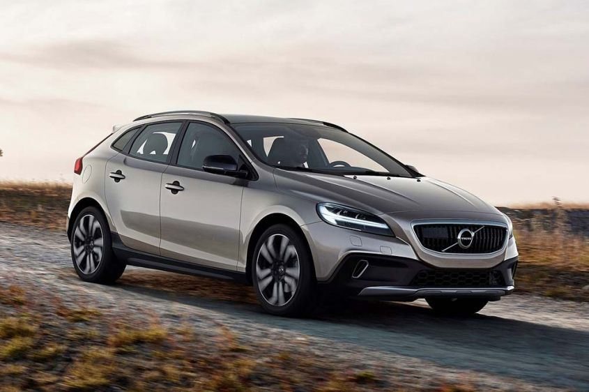 Volvo V40 Cross Country 2016