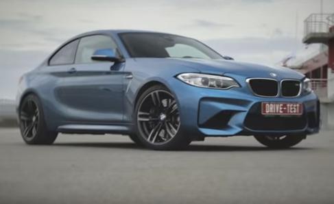 2016 BMW M2 // DRIVE