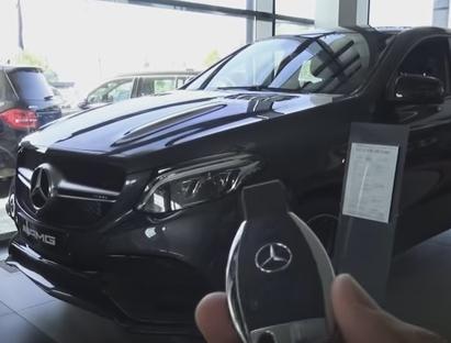2016 Mercedes-Benz GLE 63 AMG Coupe // MegaRetr